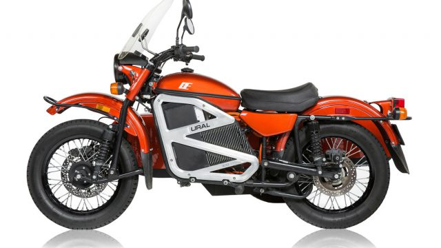 All hail the Electric Ural 1