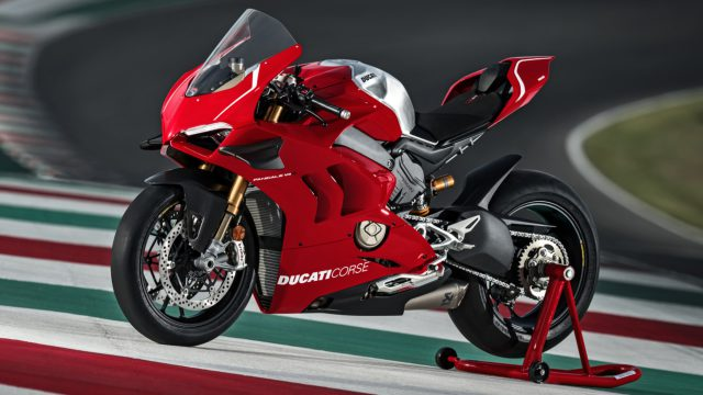 EICMA: 2019 Ducati Panigale V4R shown in Milan (Walkaround Video) 1