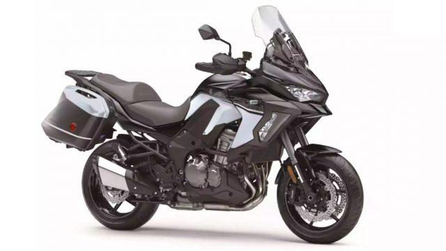 EICMA 2018: The Kawasaki Versys 1000 is here (Walkaround Video) 4