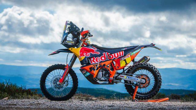 Meet the 2019 KTM Dakar Motorcycles 1