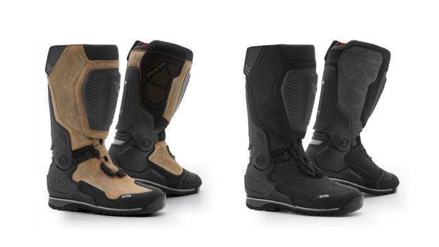 New Rev'it! Expedition H20 Adventure Boots | First Look 1