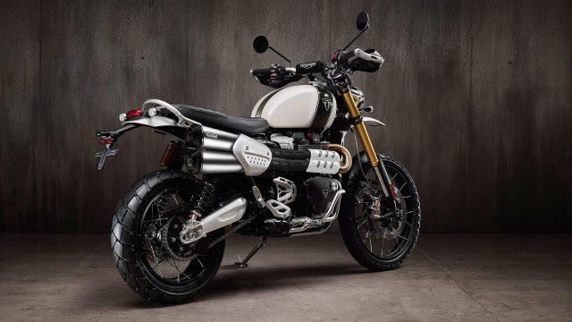 EICMA: 2019 Triumph Scrambler 1200 debuts with 5 riding modes (Walkaround Video) 10