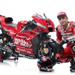 Ducati goes all red for 2019 MotoGP season 8