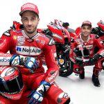 Ducati goes all red for 2019 MotoGP season 2