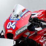 Ducati goes all red for 2019 MotoGP season 5
