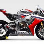 The new Honda Fireblade might feature V-TEC 4