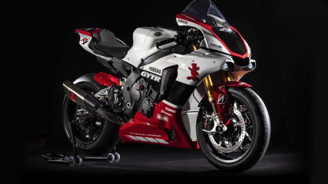 Yamaha YZF R1 GYTR Price: €39,500 7