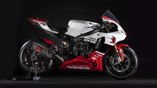 2019 Yamaha YZF R1 GYTR 18