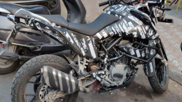 KTM 390 Adventure is coming 1