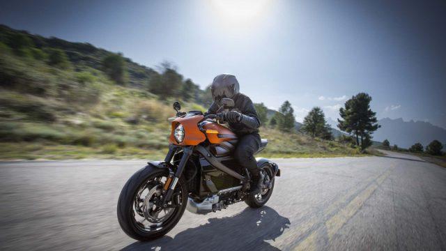 Harley-Davidson LiveWire Price & Range Announced 5