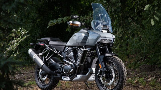The World Turned Upside Down: Harley-Davidson is Building an Adventure Bike, BMW is Working on a Big Cruiser 1