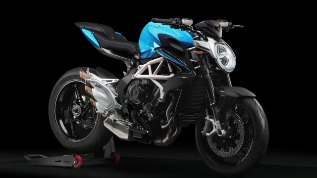 MV Agusta Brutale 800 and F3 675, now suitable for A2 category 1