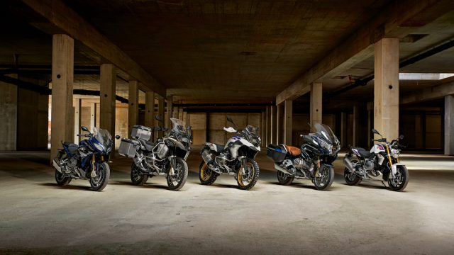 BMW Motorrad reports sales growth for 2018 1