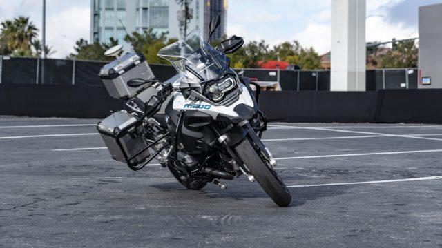 The Autonomous Motorcycle. How it works 1