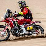 Joan Barreda Abandons Dakar 6