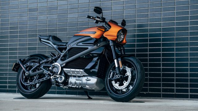 Harley-Davidson LiveWire is now available for order 3