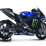 This is Valentino Rossi's Yamaha for 2019 2