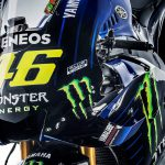 This is Valentino Rossi's Yamaha for 2019 4