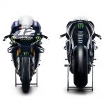 This is Valentino Rossi's Yamaha for 2019 5