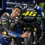 This is Valentino Rossi's Yamaha for 2019 7