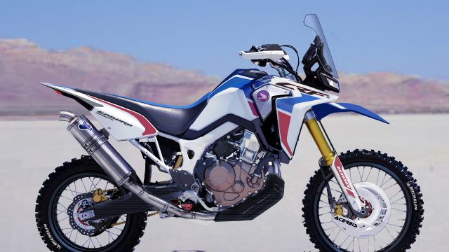 Africa Twin to get Bigger for 2020. Get Ready for the CRF1100L 1