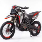 Africa Twin to get Bigger for 2020. Get Ready for the CRF1100L 5