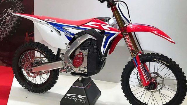 Honda Electric Dirt Bike Breaks Cover 1