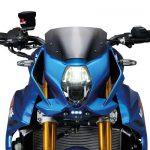 Meet the MAD 202 HP Suzuki Streetfighter. Virus 1000 3