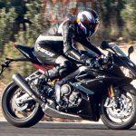The Street-Legal Moto2. Make room for the new Triumph Daytona 765 3