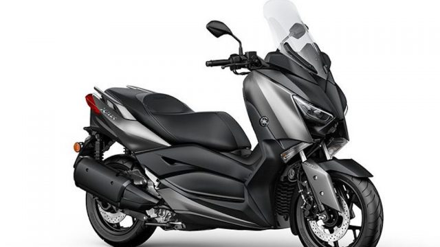 Yamaha XMAX 300 Grey