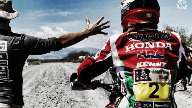 Rumor: Dakar Rally to leave South America 1
