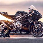 The Street-Legal Moto2. Make room for the new Triumph Daytona 765 8