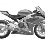Design Sketches for the Aprilia RS 660 Look Sweet 2