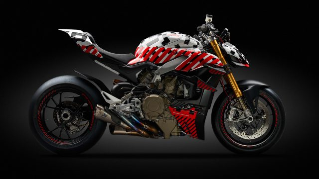 Ducati Streetfighter V4 Official, Prototype Debuts at Pikes Peak 5
