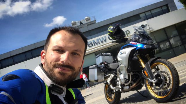2019 BMW F850GSA - Real-Life Touring Review 4
