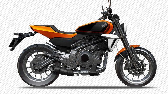 Harley-Davidson Confirms New 338 cc Bike 5