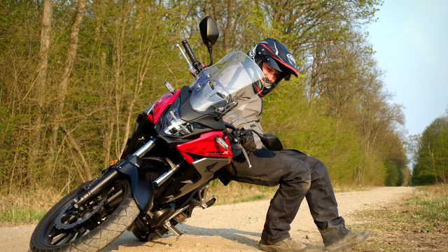 2019 Honda CB500X - Is it a True Adventure Bike? - Review 1
