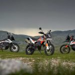 KTM 790 Adventure R Goes Rally 3