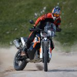 KTM 790 Adventure R Goes Rally 2