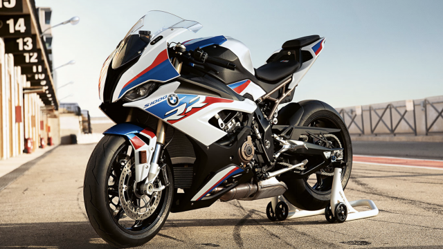 2020 BMW S100RR Adopts the M Badge, Price Revealed 10