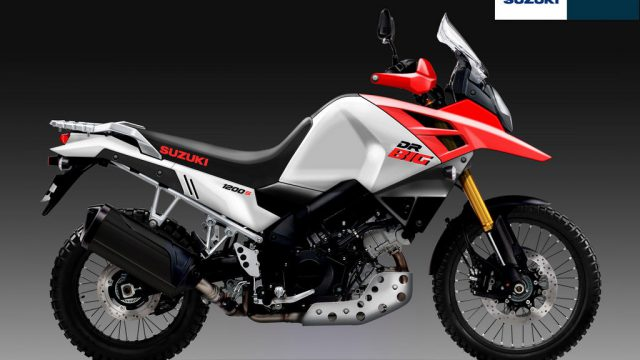 """Suzuki's new """"DR Big"""" is Real. But is it the Real Deal? First Spy Photos 1"""