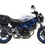 Suzuki SV650 Scrambler 2.0 Looking Neat 4
