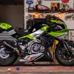 Super-sexy Kawasaki Z900 Retro Bodykit Makes Appearance 2