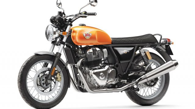 Royal Enfield Interceptor 650 Gets Adventure Makeover 1