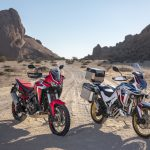 2020 Africa Twin is here. The new Honda Rocks! 7