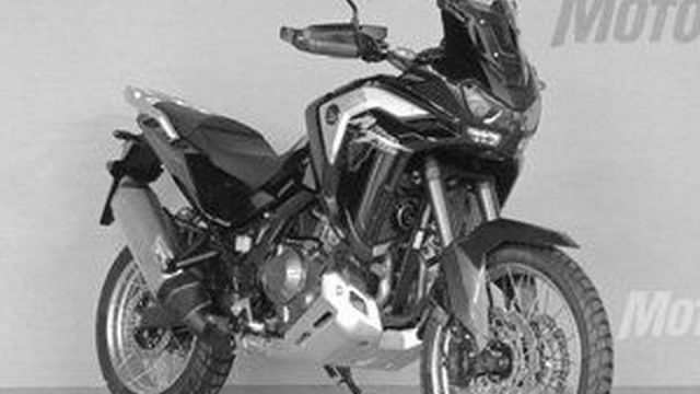 2020 Africa Twin 5