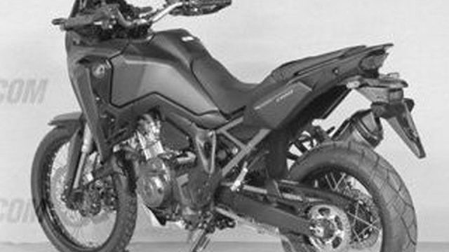 2020 Africa Twin 9