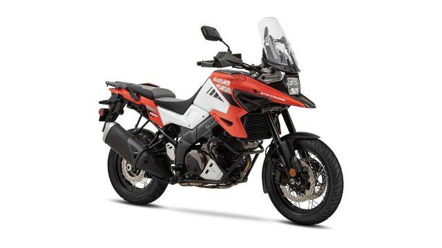 2020 Suzuki V-Strom 1050 - Walkaround and main features 1