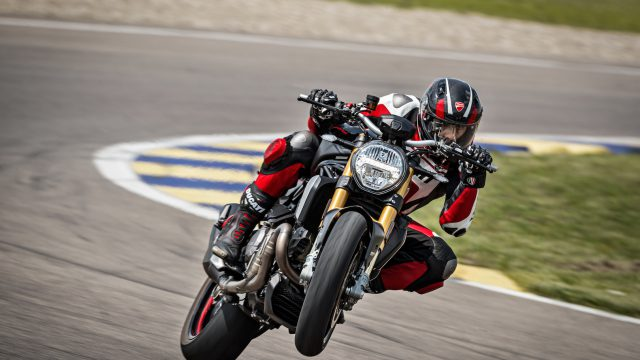 "Meet the 2020 Ducati Monster 1200 S - ""Black on Black"" Edition 5"