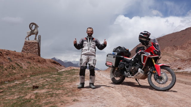 Honda Africa Twin - True Adventure on the Pamir Highway - Tajikistan | Go Pamir II 1